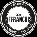Logo noir et blanc Les Affranchis